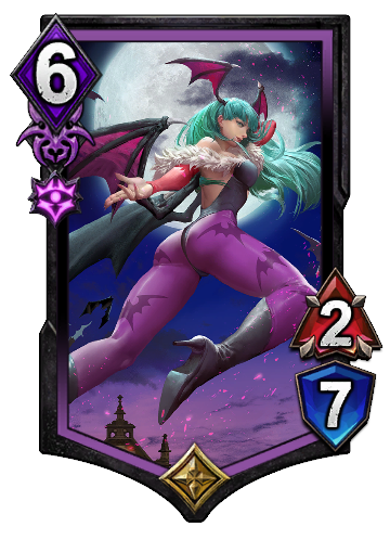 Morrigan Aensland BASIC