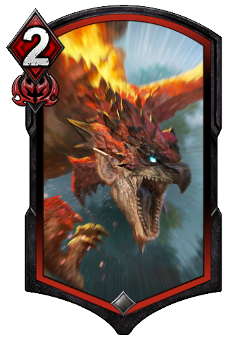 Fire Wyvern's Roar