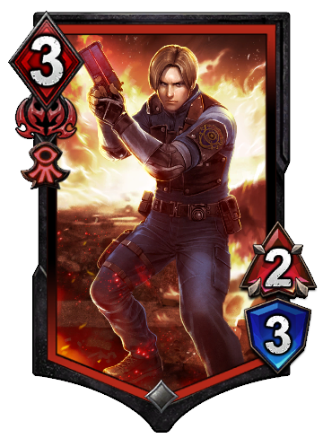 Leon S. Kennedy DON