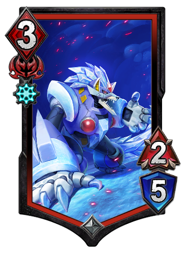Blizzard Wolfang