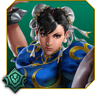 CHUN-LI Street Fighter