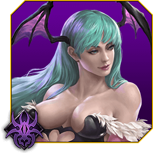 MORRIGAN AENSLAND Darkstalkers